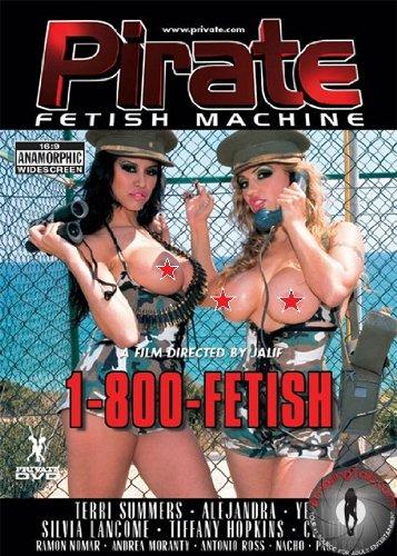 Pirate Fetish Machine #022 - DVD