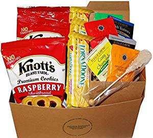Unlocking Greatness Signature Tea & Cookies Gift Basket