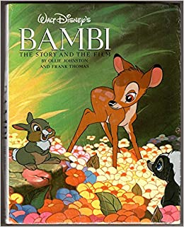 Amazon.com: Walt Disney's Bambi: The Story and the Film (9781556701603