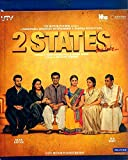 2 States Hindi Blu Ray (Bollywood Film/Cinema/Movie) (2013)