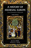 img - for A History of Medieval Europe: From Constantine to Saint Louis book / textbook / text book
