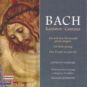 Bach J.S.: Cantatas - Bwv 56