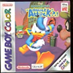Donald duck quack attack - Game Boy C...