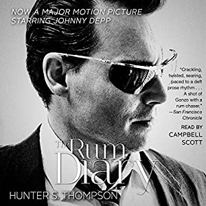 The Rum Diary Audiobook
