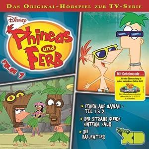 Phineas und Ferb 7 Hörspiel