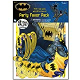 Batman Party Favor Value Pack Party Accessory