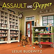 Assault and Pepper: Spice Shop Mystery Series, Book 1 | Leslie Budewitz