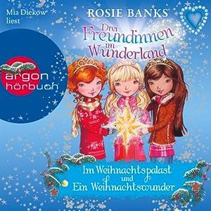 Im Weihnachtspalast / Ein Weihnachtswunder (Drei Freundinnen im Wunderland) Hörbuch