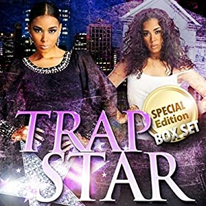 Trapstar Double Book (Parts 1 & 2 Boxed Set) Audiobook