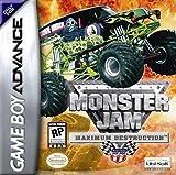 echange, troc Monster Jam : Maximum Destruction