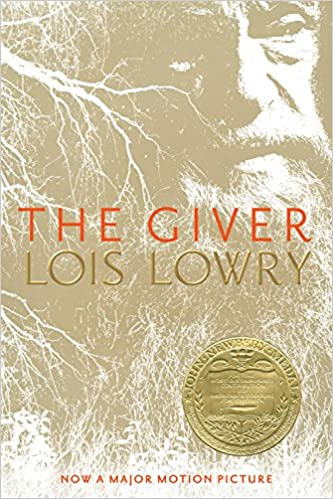 "Cover Image of the ""The Giver"" by Lois Lowry"