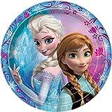 6 7/8 Disney Frozen Dessert Plates, 8ct