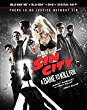 Frank Millers Sin City: A Dame to Kill For [Blu-ray]