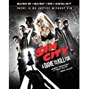 Frank Miller's Sin City: A Dame to Kill For [Blu-ray]