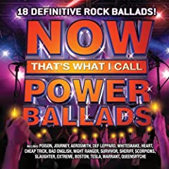 NOW That's What I Call Power Ballads (2009)