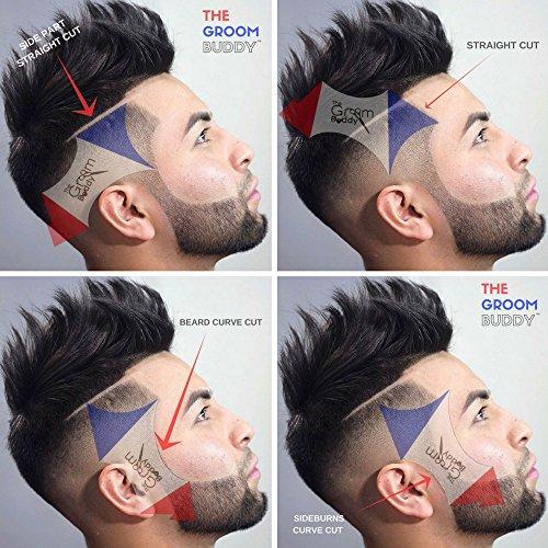 grooming standards facial hair argumentative
