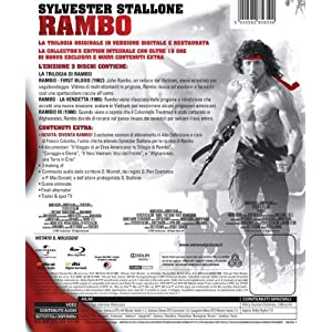 Rambo - La trilogia - The ultimate edition (the ultimate edition) [(the ultimate edition)] [Import