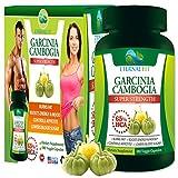Eternally Fit Garcinia Cambogia Weight Loss Pill - 180 Veggie Capsules