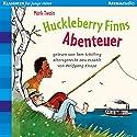 Huckleberry Finns Abenteuer Hörbuch von Mark Twain, Wolfgang Knape Gesprochen von: Tom Schilling