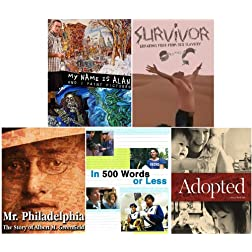 Great Documentaries - Volume 6 - Human Interest - 5 DVD Set (Amazon.com Exclusive)