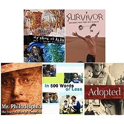 Great Documentaries - Volume 6 - Human Interest - 5 DVD Set (Amazon.com Exclusive)