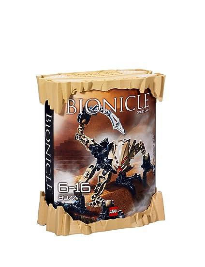 LEGO - 8977 - Jeu de construction - Bionicle - Zesk