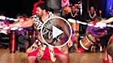 Haloti Ngata Busts Out Tongan War Dancer