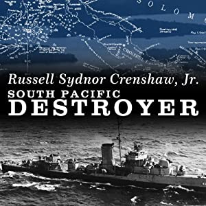 South Pacific Destroyer Audiobook