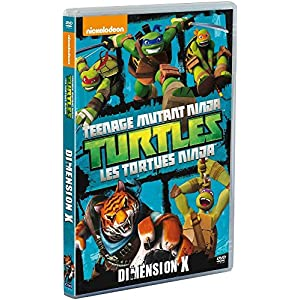 Les Tortues Ninja - Vol. 8 : Dimension X