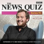 The News Quiz: Series 91: Eight episodes of the topical radio comedy show    BBC Radio Comedy