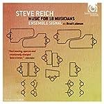 REICH. Music for 18 Musicians. Ensemb...