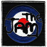 Sew-on Iron-on Embroidered Patch Badge - The Jam