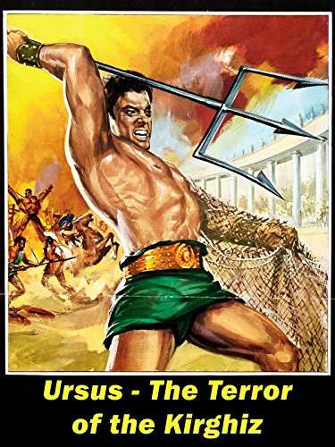Ursus The Terror of the Kirghiz on Amazon Prime Video UK