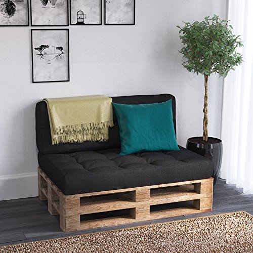 palettenkissen sitzkissen r ckenkissen seitenkissen loungem bel palettensofa palettenpolster. Black Bedroom Furniture Sets. Home Design Ideas