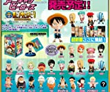 アニキャラヒーローズ ワンピース7 シャボンディ諸島編 アニメ (シークレット付き全25種フルコンプセット