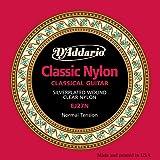 D'Addario EJ27N Saitensatz für Konzertgitarren 0,07 cm – 0,11 cm (.028 – .042 Zoll)