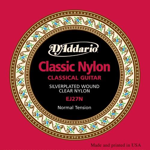 D'Addario EJ27N Student Nylon Classical Guitar