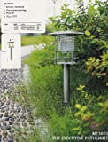Unique Arts Solar Stainless Steel Executive Path Light, Set of 2