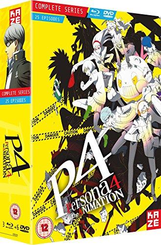戦いと青春のミステリー『ペルソナ4』アニメの面白さを解説!