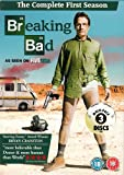 Breaking Bad - Complete Season 1 (3 Disc Set) [DVD] [2008]