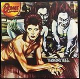 David Bowie Diamond Dogs Lp Vinyl Record