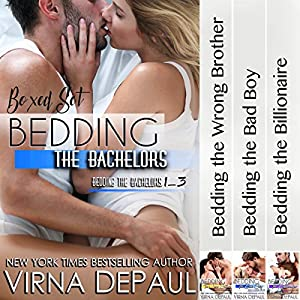 Bedding the Bachelors, Boxed Set: Books 1-3 Audiobook