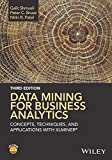img - for Data Mining for Business Analytics: Concepts, Techniques, and Applications with XLMiner book / textbook / text book