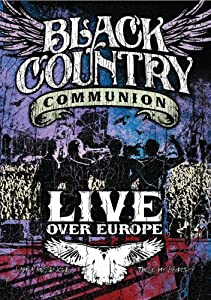 Live Over Europe (Blu-ray)