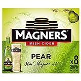 Magners Pear Irish Cider (8 x 500ml Bottles)