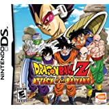 Dragon Ball: Attack of the Saiyans - Nintendo DS