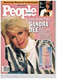 img - for PEOPLE Weekly Magazine March 18, 1991 (Vol. 35, No. 10) - Look At Me, I'm... SANDRA DEE (Cover) book / textbook / text book