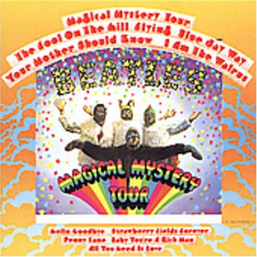 Beatles, the - Magical Mystery Tour (MFSL Ebb - Zortam Music