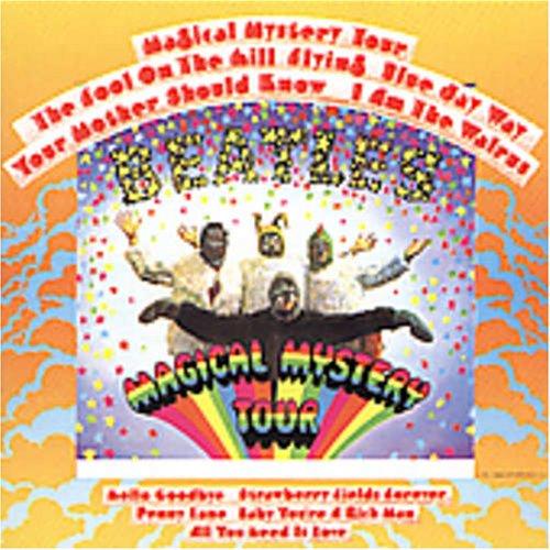The Beatles - Magical Mystery Tour - Zortam Music
