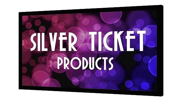 STR-16992-HC Silver Ticket 4K Ultra HD Ready Cinema Format (6 Piece ...